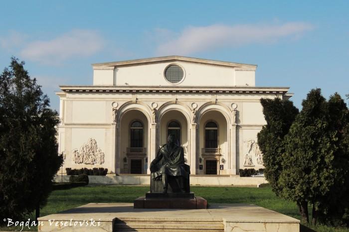 70-72, M. Kogălniceanu Blvd. - Opera Națională București (Romanian National Opera, Bucharest)