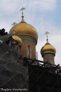 "9, Ion Ghica Str. - Biserica ""Sf. Nicolae"" - Biserica Rusă (St. Nicholas Russian Church, Bucharest)"