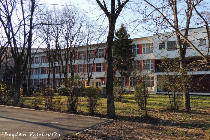 'Dante Alighieri' Theoretical High School, Bucharest