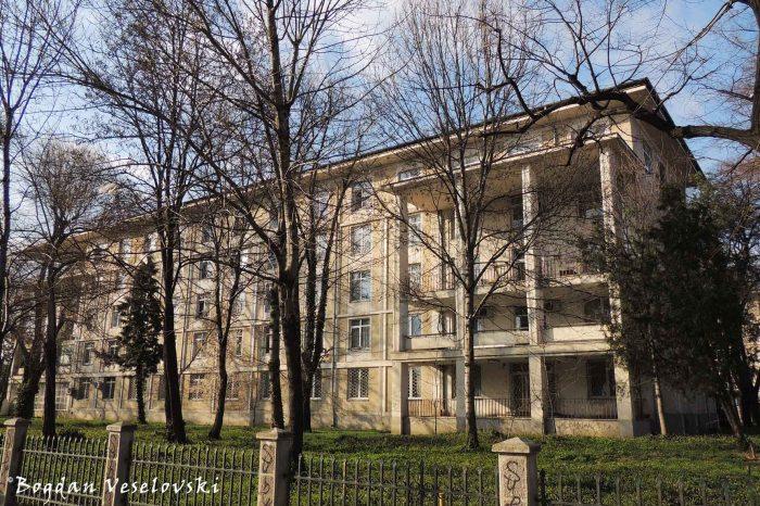 Kogălniceanu Dorms of University of Bucharest
