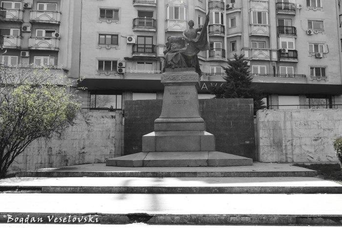 Monument to Barbu Catargiu