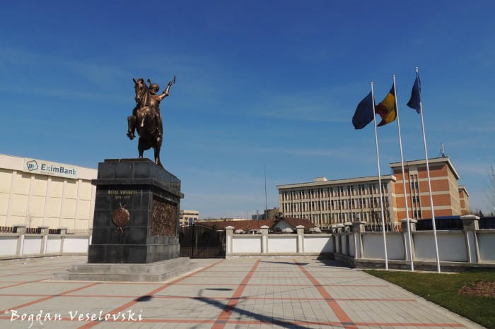 Monument to Mihai Viteazul (Michael the Brave)