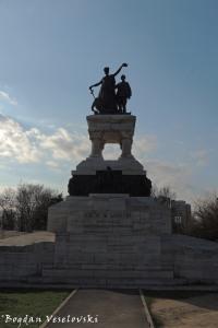 Monumentul Eroilor Sanitari (Monument to the Medical Heroes, Bucharest)