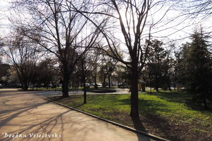 Parcul Eroilor Sanitari (Medical Heroes' Park, Bucharest)