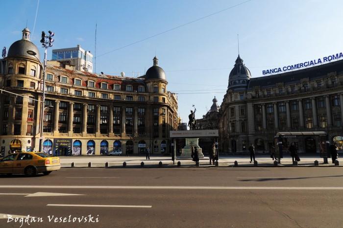 Piața Universității (Universitatii 'University' Square)