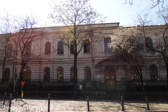 School No. 73 Barbu Stefanescu Delavrancea, Bucharest
