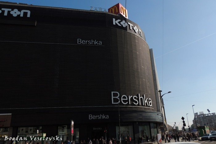 Unirea Shopping Center, Bucharest