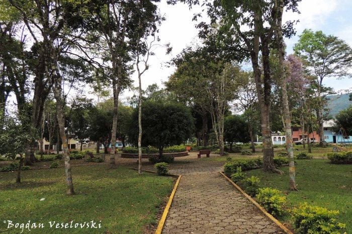 Huambi park