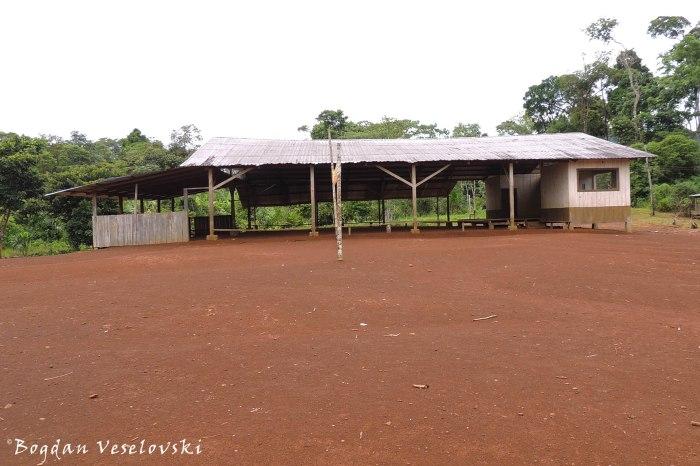 Village playing field