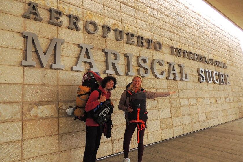Hello, Quito!
