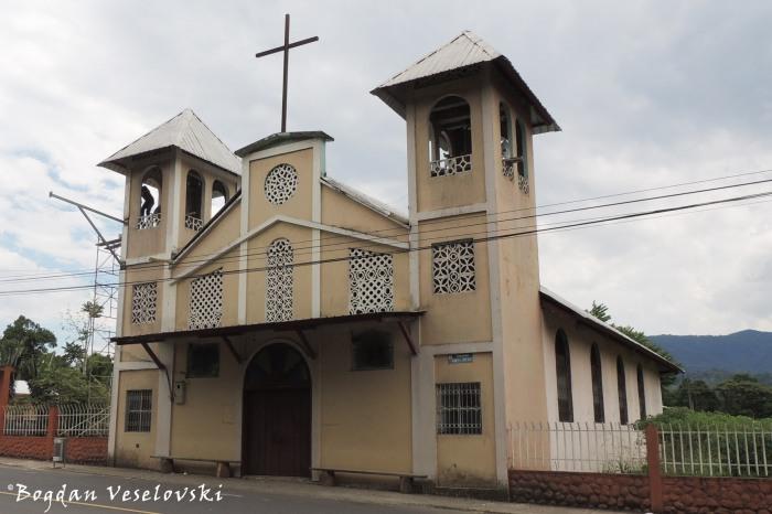Church in Humbia