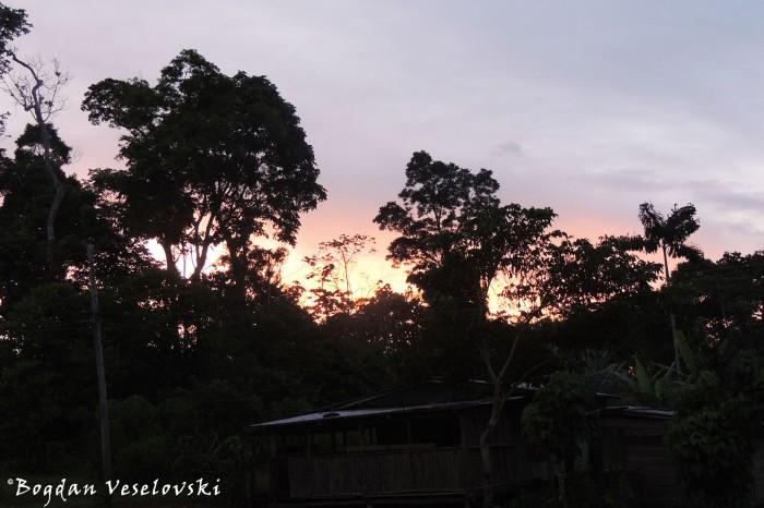 Sunset in Arutam