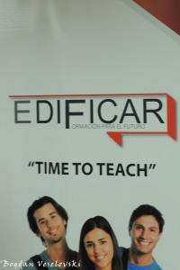 EDIFICAR - time to teach
