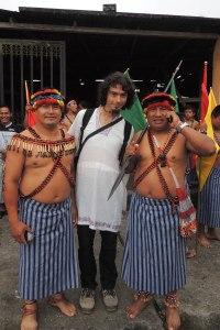 Traditional clothing (Romania & Ecuador)