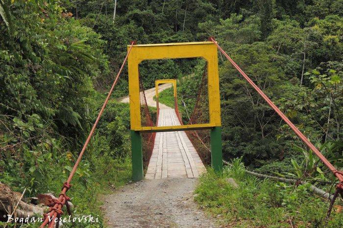 Bridge over Upano River