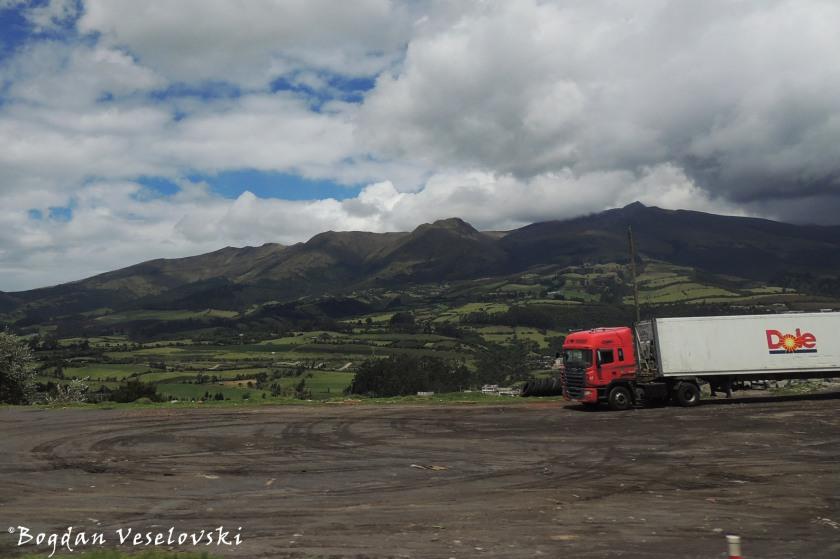 Ecuador - the banana exporter