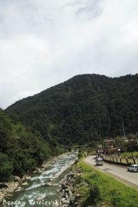 Rio Pastaza closer to Rio Verde
