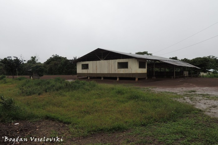 Communal centre