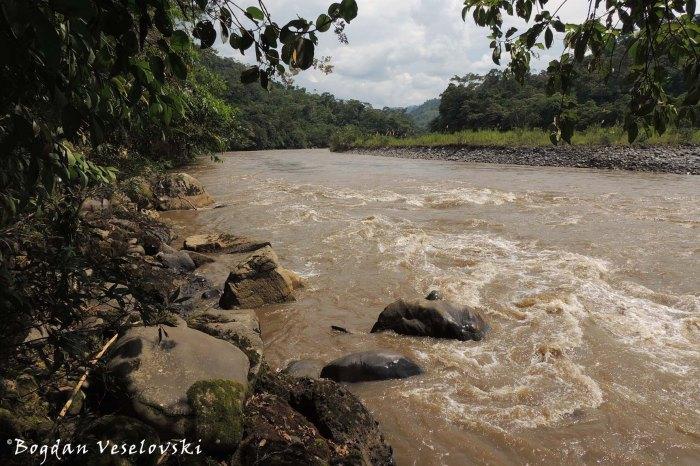 Upano river