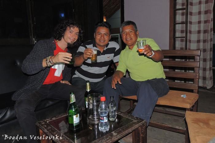 Booze night