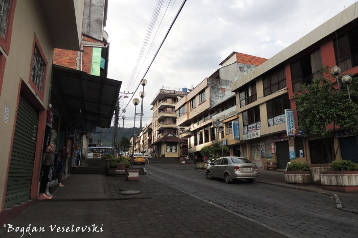 Domingo Comín Street