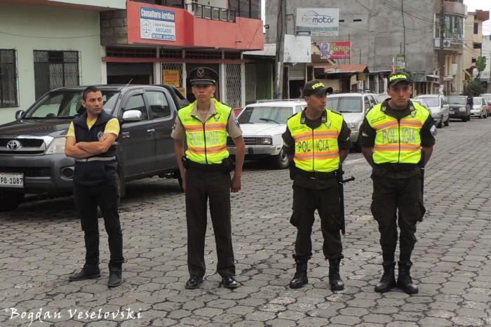 Ecuadorian Police