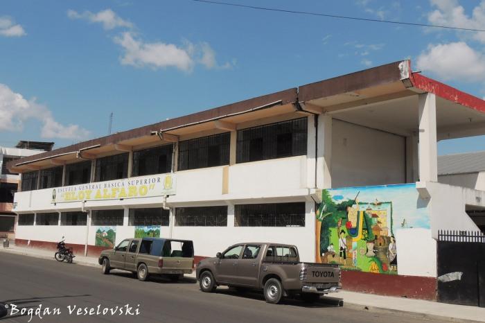 Escuela General Basica Superior 'Eloy Alfaro'