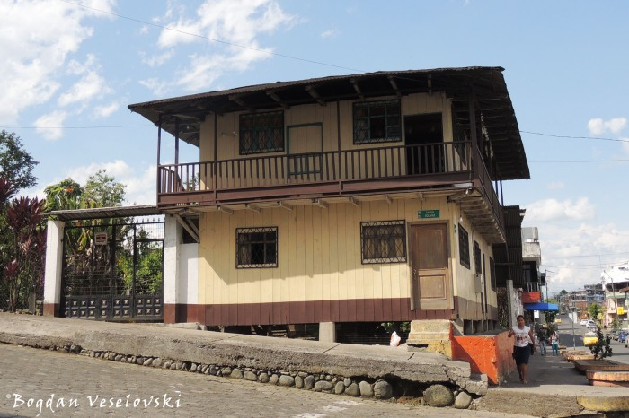 House on Simón Bolivar