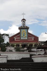 Iglesia Catedral de la Virgen Purísima de Macas (Church of Our Lady of Macas)