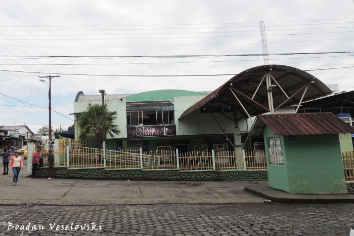 Macas bus terminal
