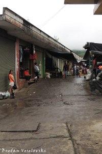 Market in Macas