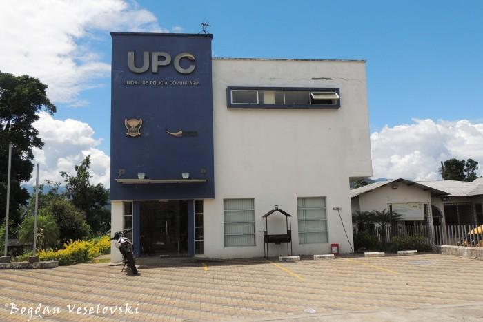 Unidad de Policia Comunitaria (Communitary Police Unit, Sevilla Don Bosco)