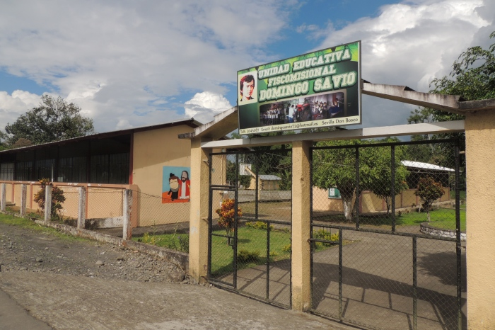Unidad Educativa Fiscomisional 'Domingo Savio'