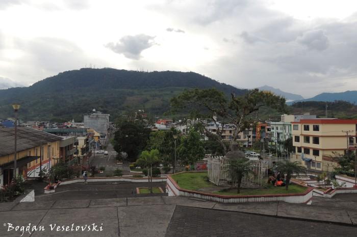 View of Macas