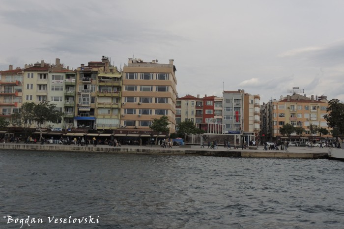 Çanakkale - seaside city