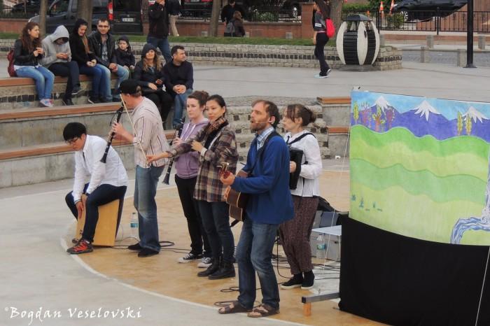 Concert in Morabbin Parkı