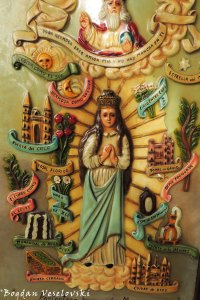 Our lady of Macas