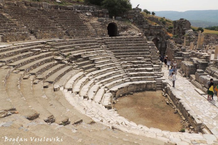 The Bouleuterion (Odeon)