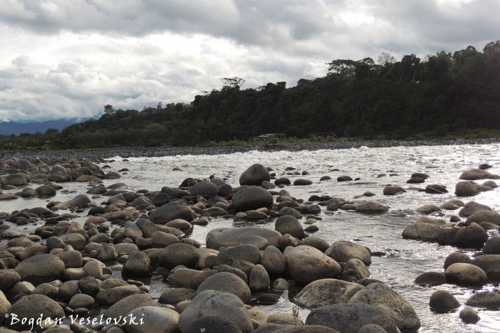 Upano's rocks