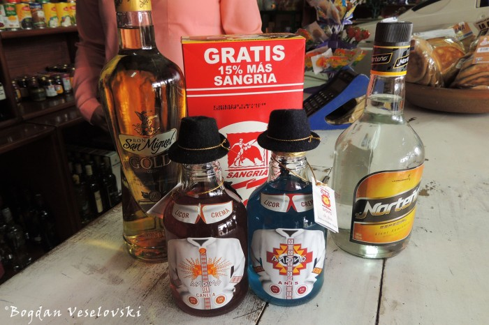 Andean drinks