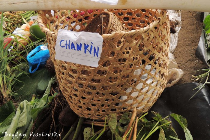 Changuina. Chankin (basket)