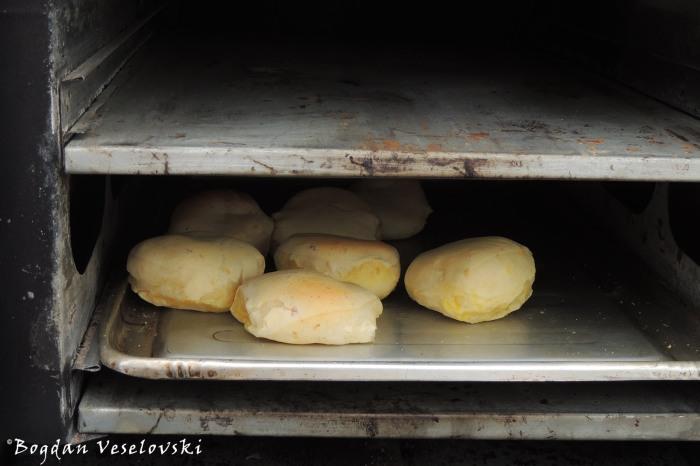 Pan de yuca (cassava buns)
