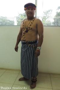 Samuel Anguash