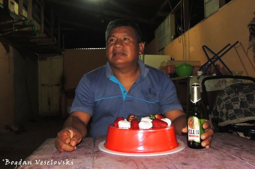 Samuel's birthday