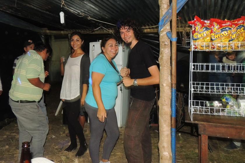 Teachers' dance