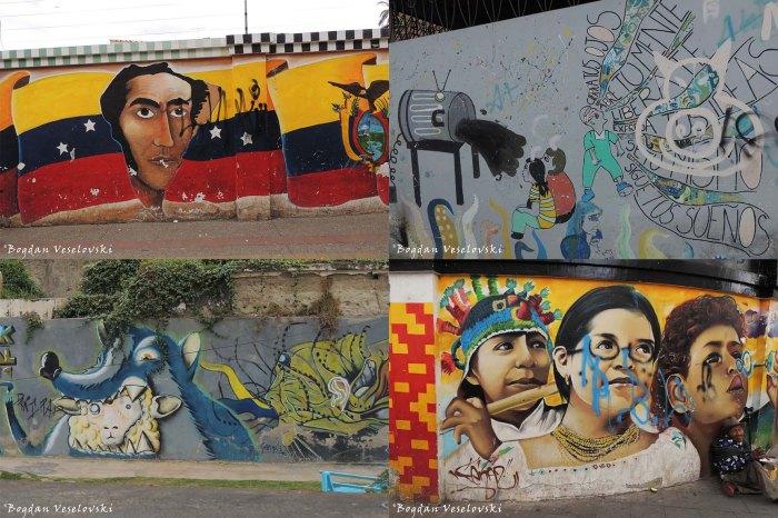 Otavalo Graffiti