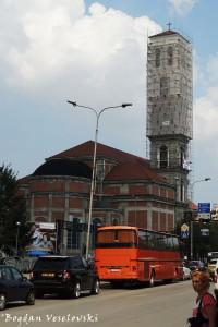 Katedralja e së Lumes Nënë Tereza në Prishtinë (Cathedral of Blessed Mother Teresa in Pristina)