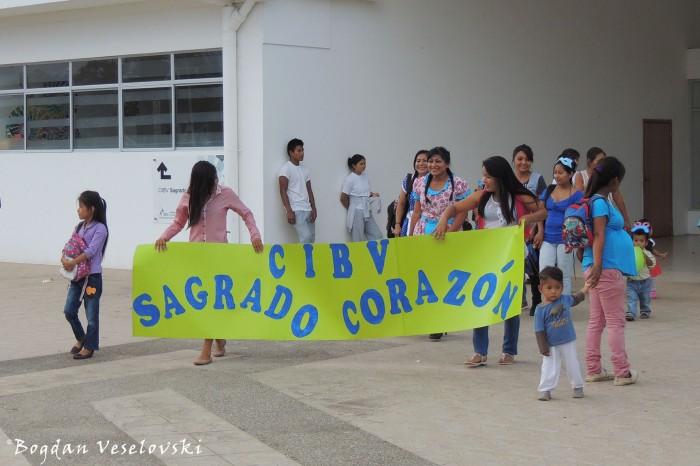 CIBV Sagrado Corazón - Centros Infantiles del Buen Vivir (Kindergarten)
