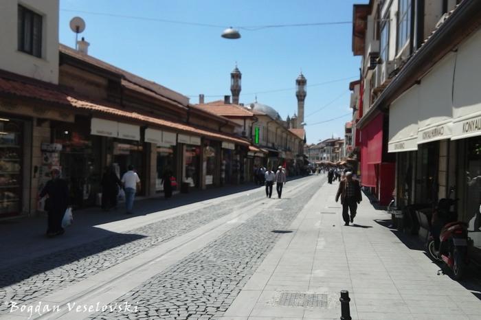 Street in Konya