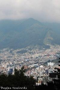 View of Iñaquito